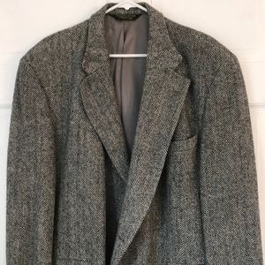 Burberry's Harris Tweed